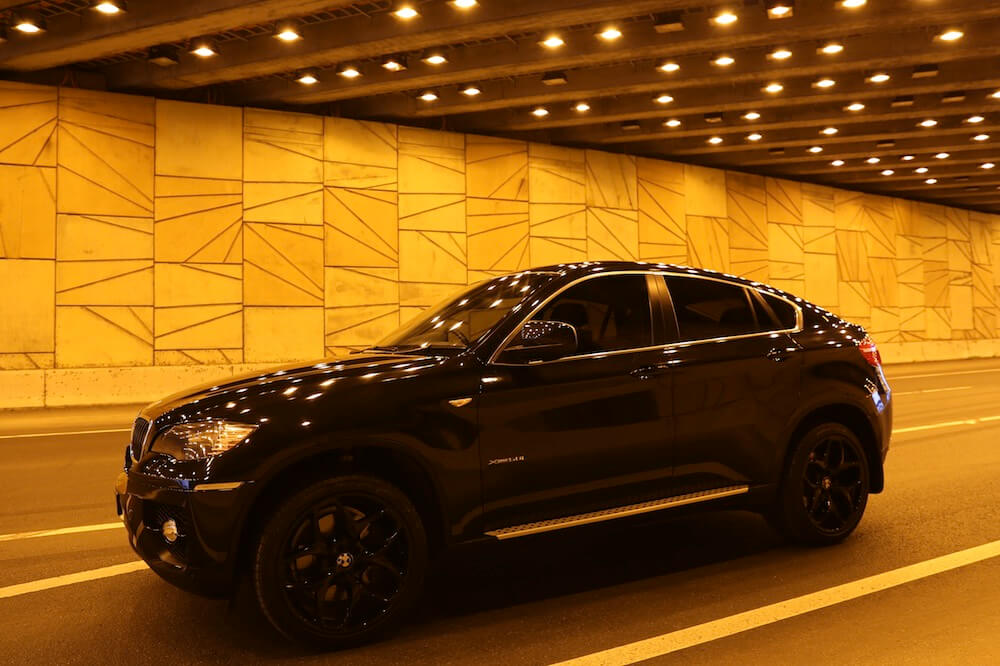 Photos BMW X Front Side