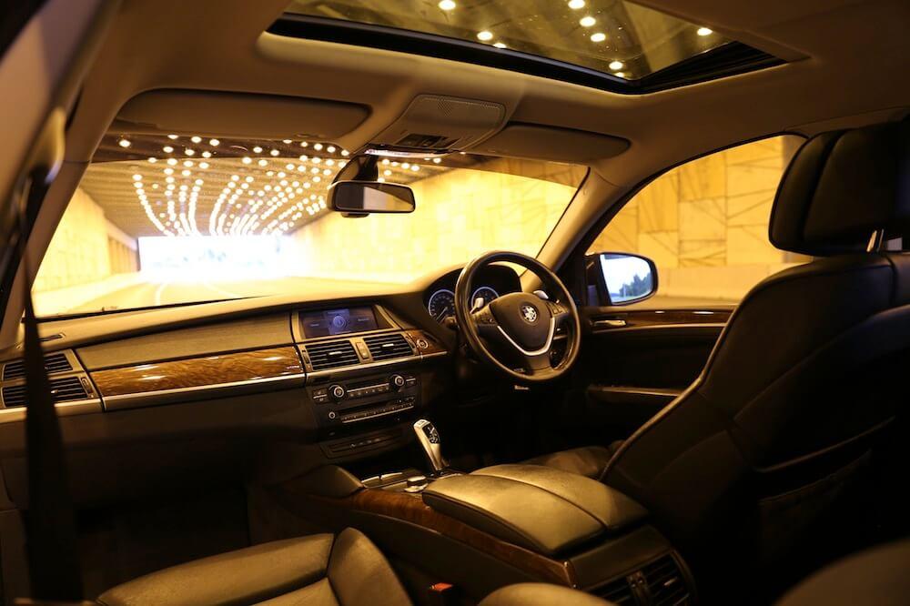 Photos BMW X Interior Front