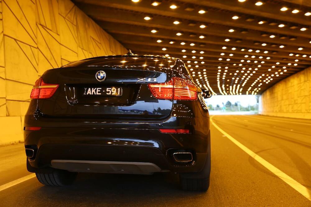 Photos BMW X Rear