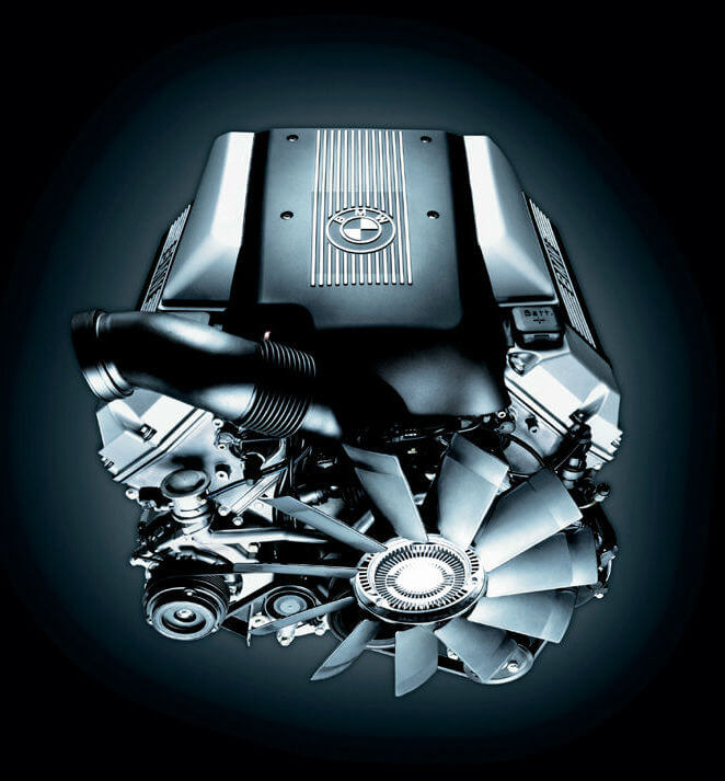 Prestige Photos BMW X Engine