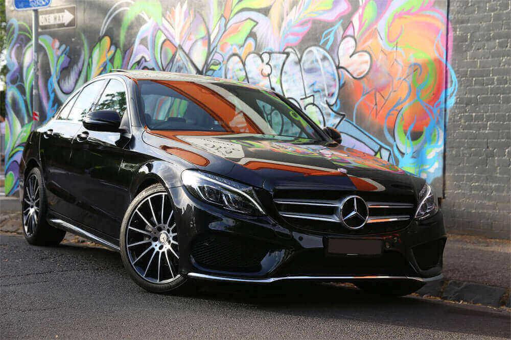 Mercedes C200 W205