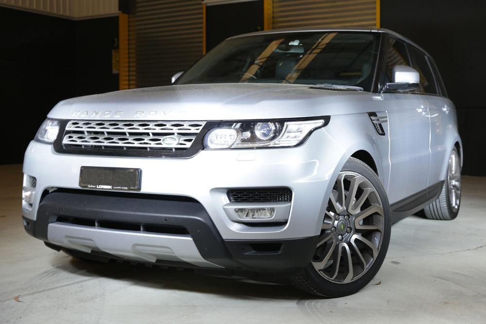 Range Rover Sport L V
