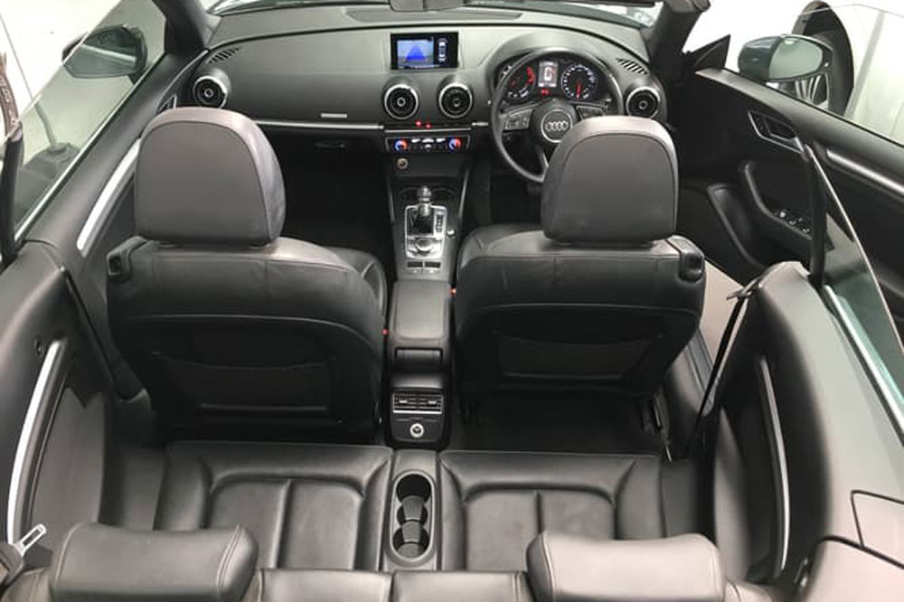 Audi A Convertible