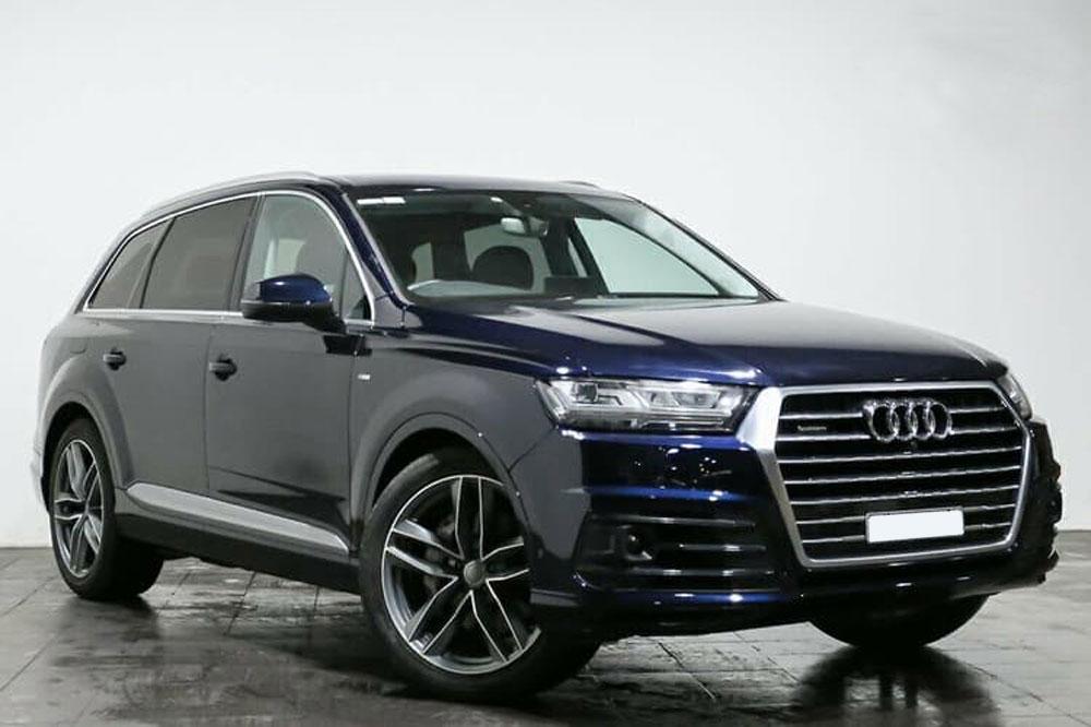 Audi Q SLINE