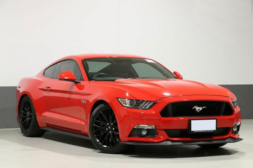 Ford Mustang GT Fashback 5.0</br>5.0 Litre Petrol V8(NSW- Grey Clr in list)