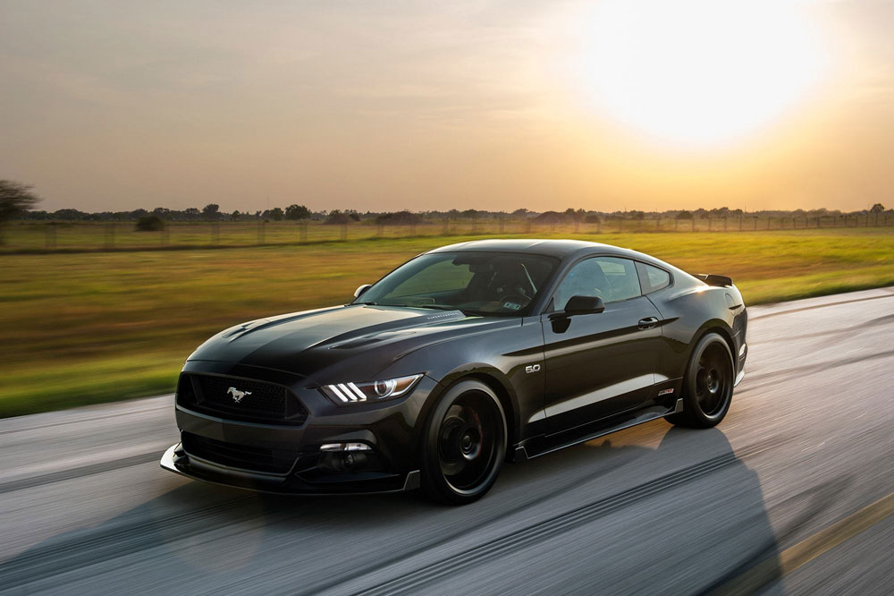 Ford Mustang GT</br>5.0L Aspirated V8