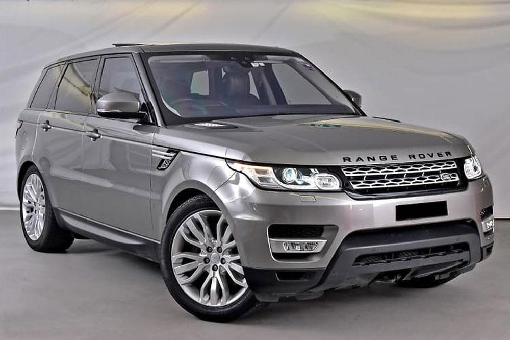 Range Rover Sport HSE SDV6</br>3.0 Litre Turbo Diesel(NSW gry clr in list)