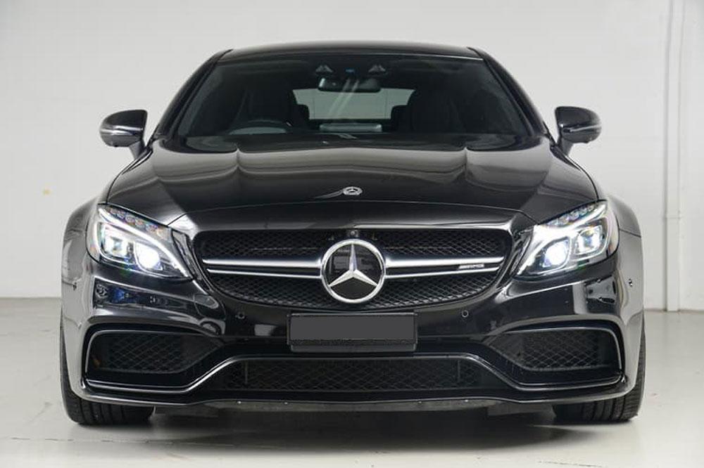Mercedes C S