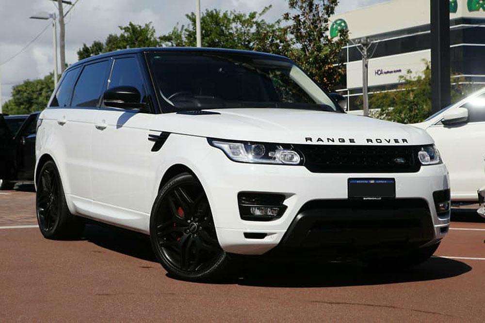 Range Rover Sports HSE SDV