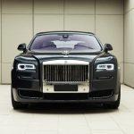 Rolls Royce Ghost S