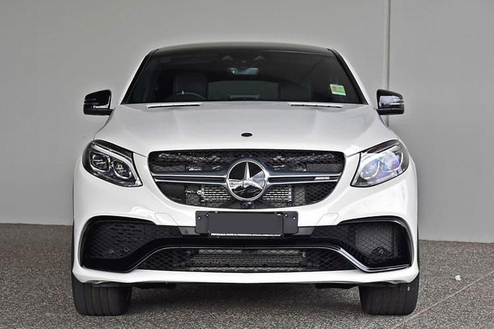 Mercedes Benz GLE S AMG