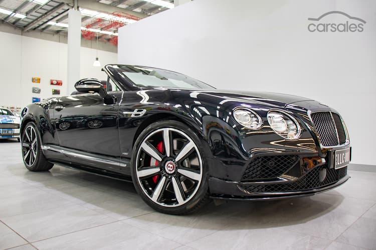 Bentley Contonental GT V S