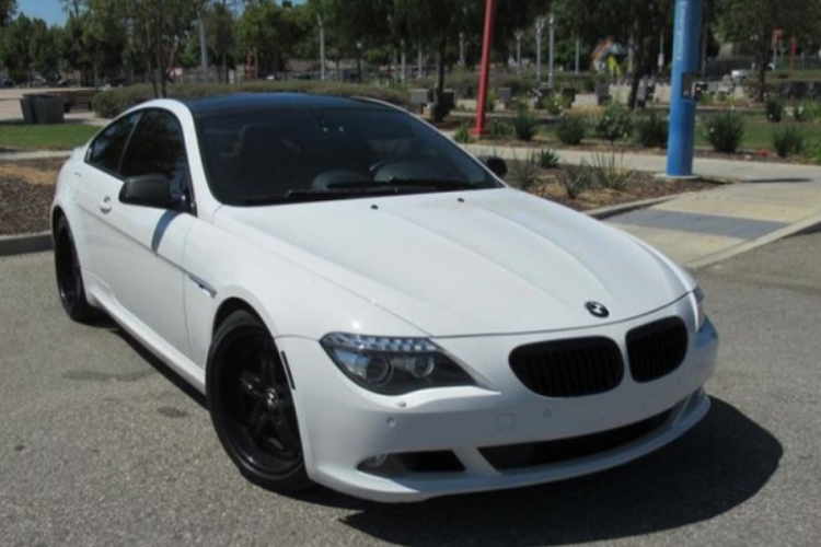 BMW 650i </br> 3.0L Turbo V6