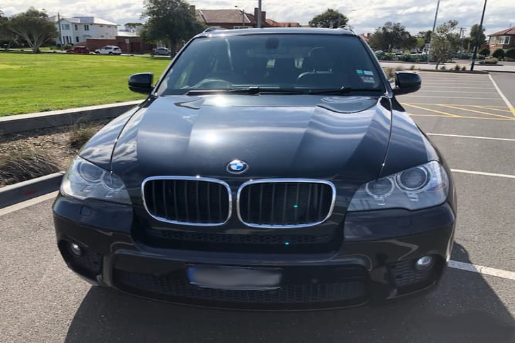 BMW X5 </br> 3.0L Turbo V6