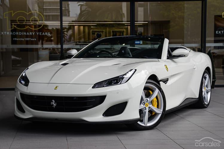Ferrari Portofino</br>3.9L Turbo Petrol V8