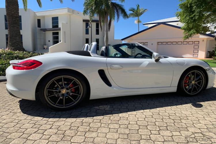 Porsche Boxster S </br> 3.4L Aspirated V6