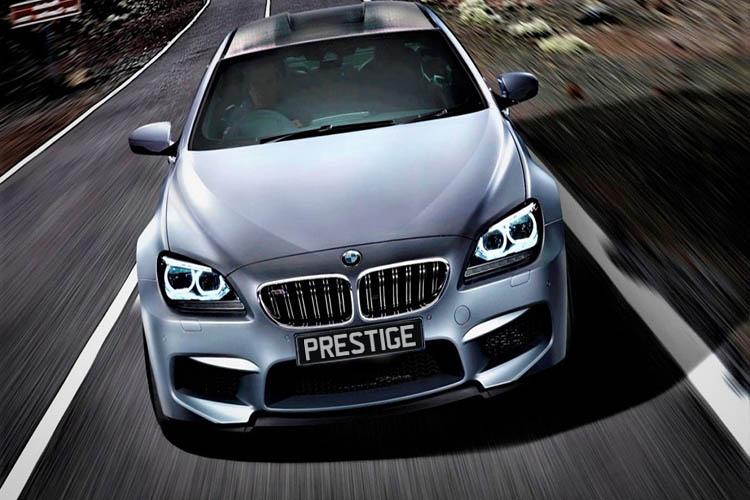 BMW M6 4.4L V8