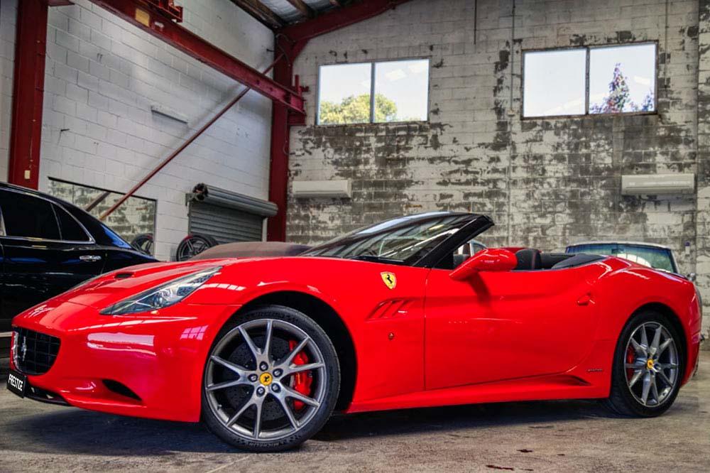 Ferrari California Convertible</br>4.3L V8