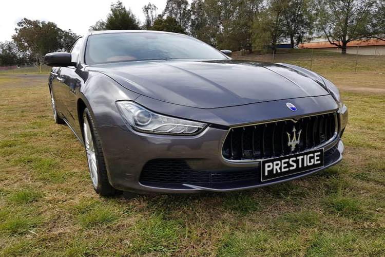 Maserati Ghibli </br>3.0L Supercharged V6