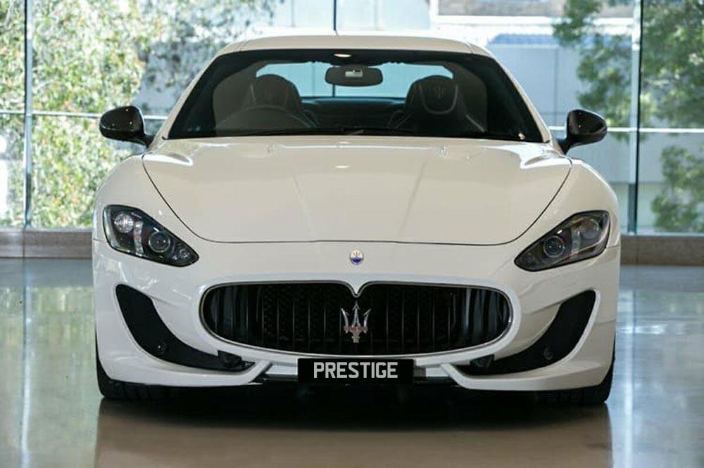 Maserati Granturismo S  N
