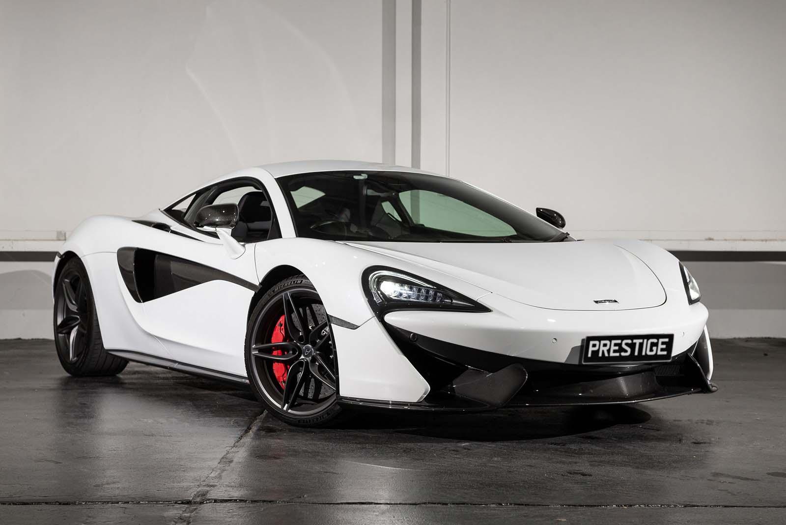 McLaren s
