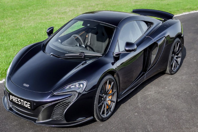 Mclaren 650s Coupe </br> 3.8L Twin Turbo Intercooled V8