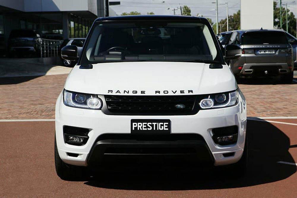 Range Rover Sports HSE SDV8</br>4.4L Twin Turbo Intercooled V8