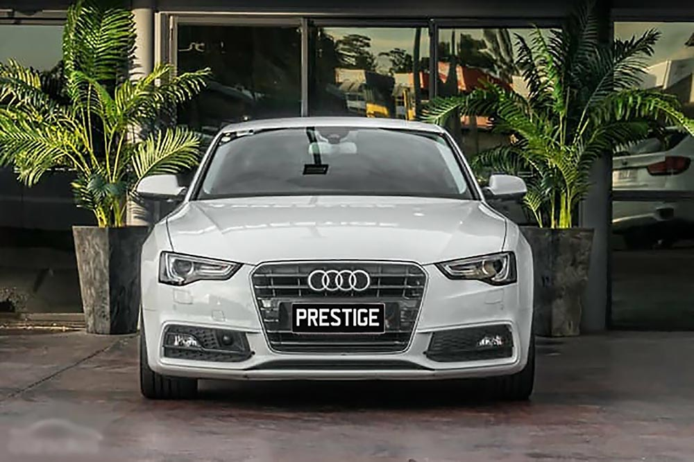 Audi A5 8T </br> 1.8L Turbo Intercooled V4