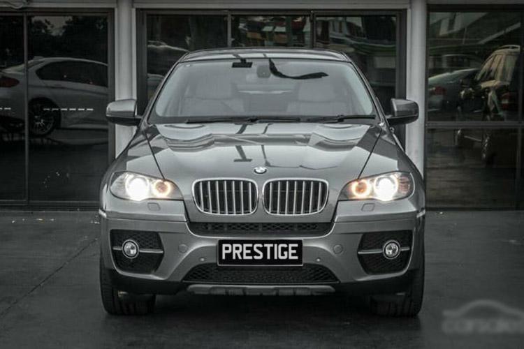 BMW X6 E71</br> 4.4L Twin Turbo Intercooled V8