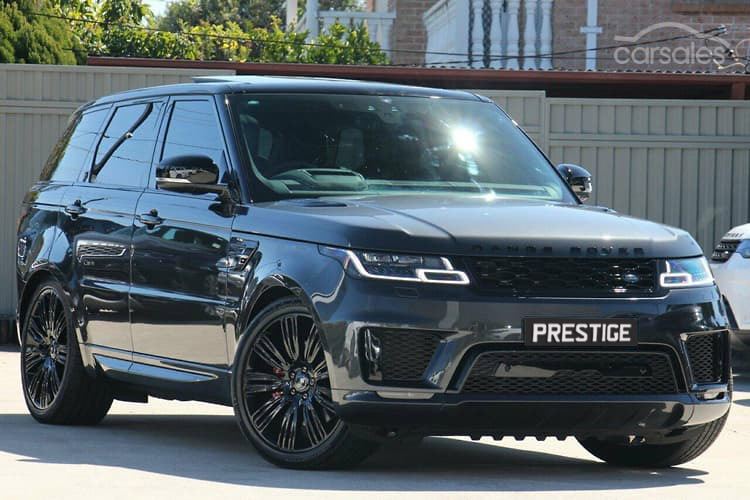 Range Rover Sport HSE Dynamic </br> 5.0L Supercharged Intercooled V8
