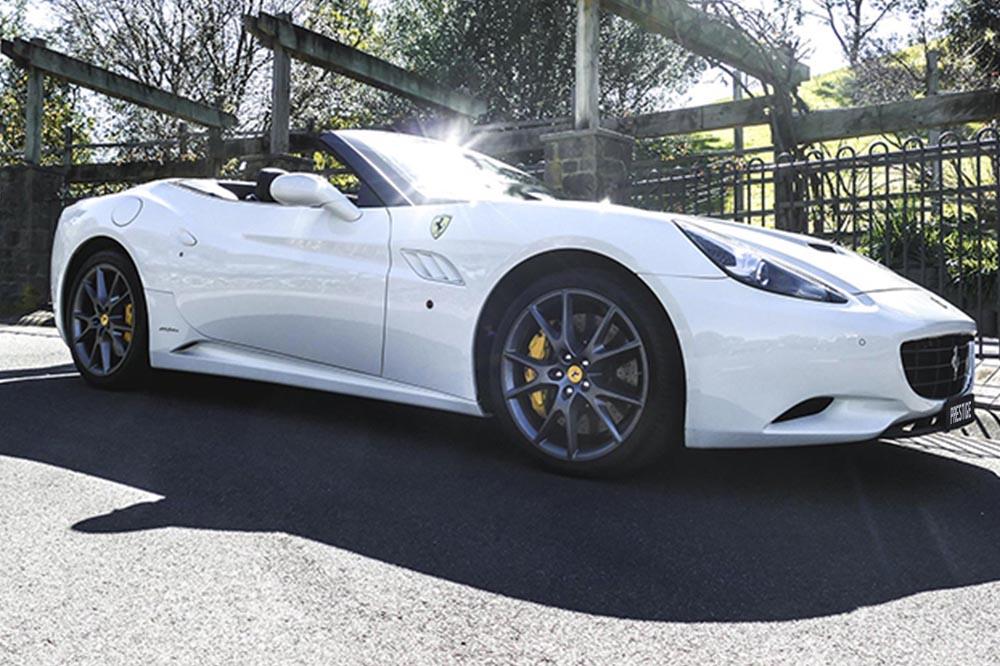 New Arrival Ferrari California