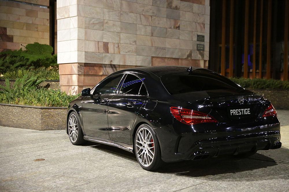 Mercedes AMG Rentals Perth