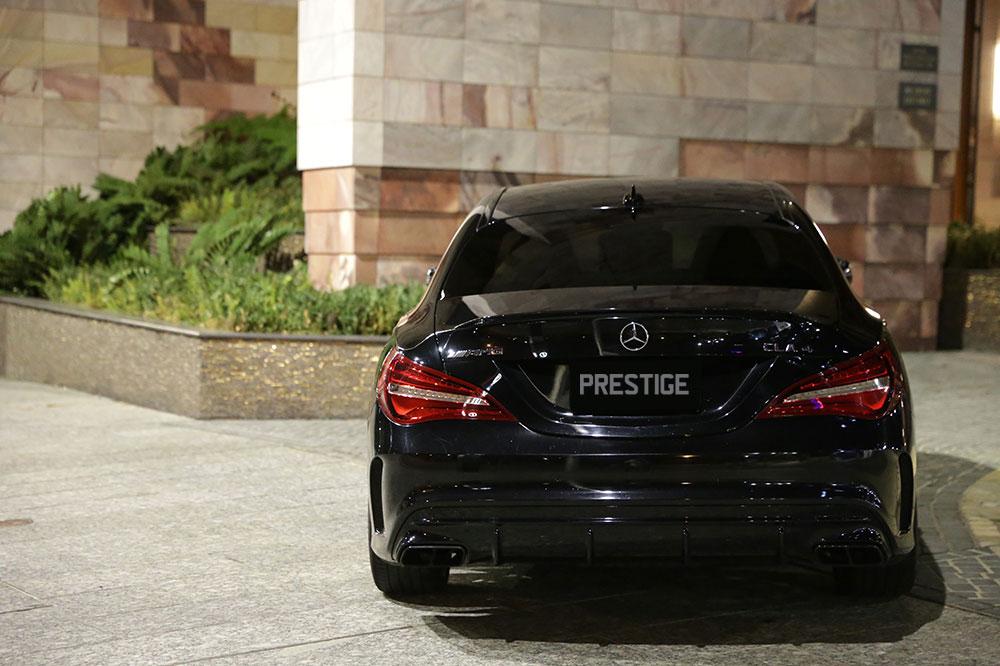 Mercedes Car Rentals Perth