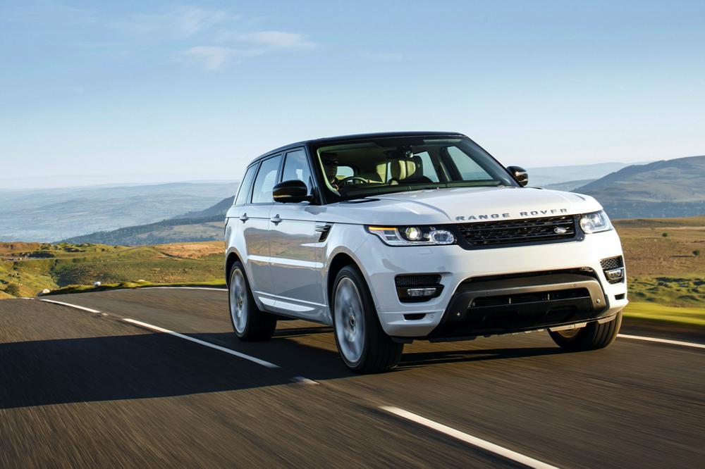 Port Lincoln Range Rover Sport