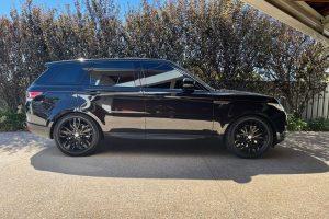Range Rover Sport </br>3.0L Turbo Intercooled V6