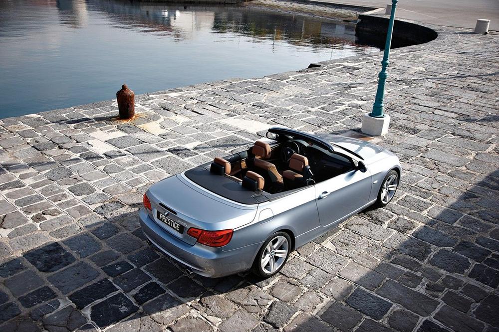 BMW i Grey Website