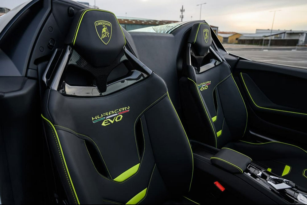 Lamborghini Hurracan Evo Spyder