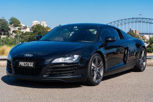 Audi R8 </br> 4,2 Litres 420 Horsepower V8