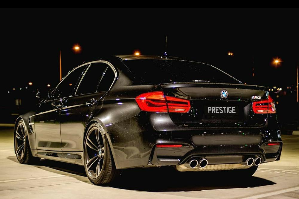 BMW M Website