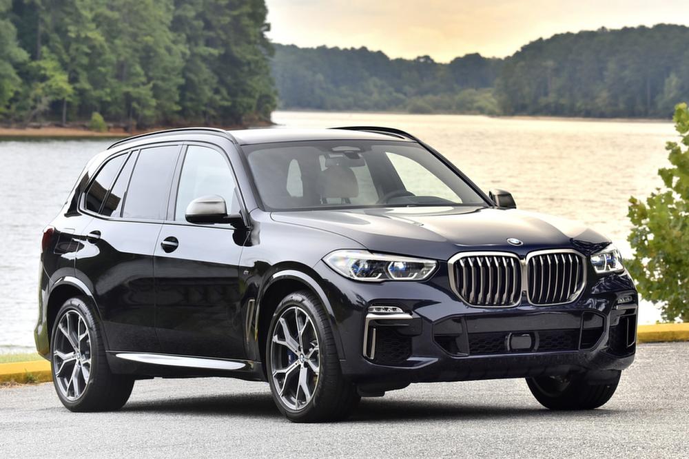BMW X Website