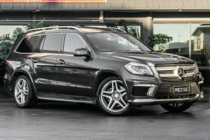 Mercedes-Benz GL350 </br> 8cyl 5.5L Turbo Petrol