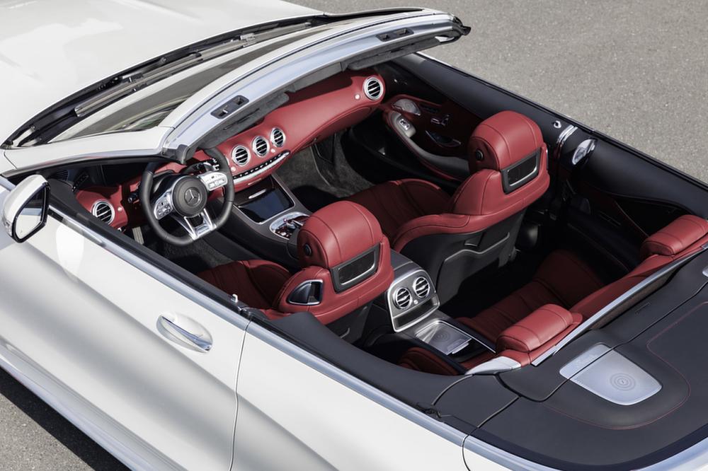 Mercedes C Convertible Website