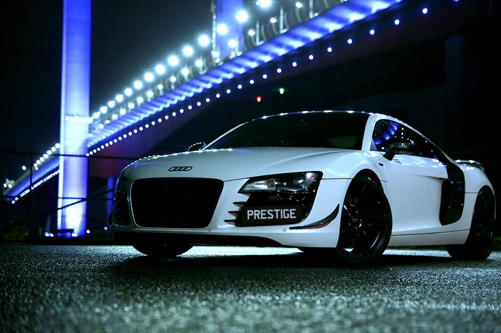 Audi R8 Hire Melbourne