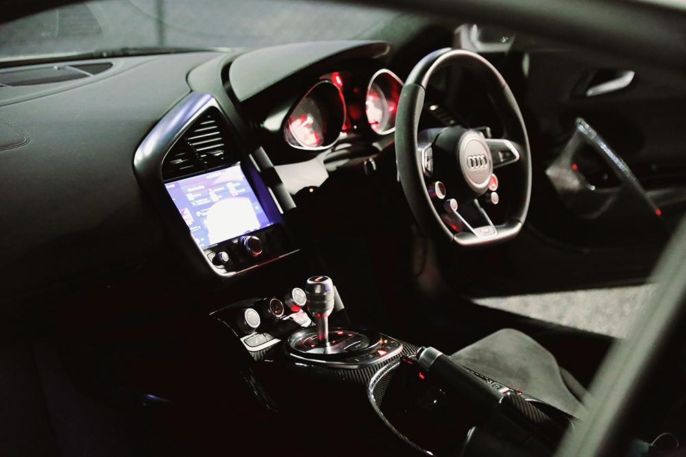 Audi R White South Melbourne