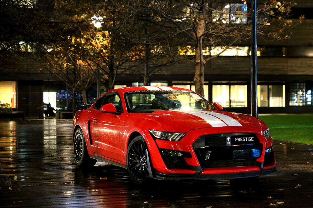 Ford Mustang Hire Melbourne