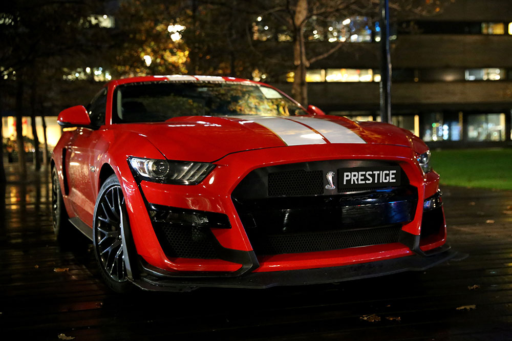 Ford Mustang Rentals Melbourne