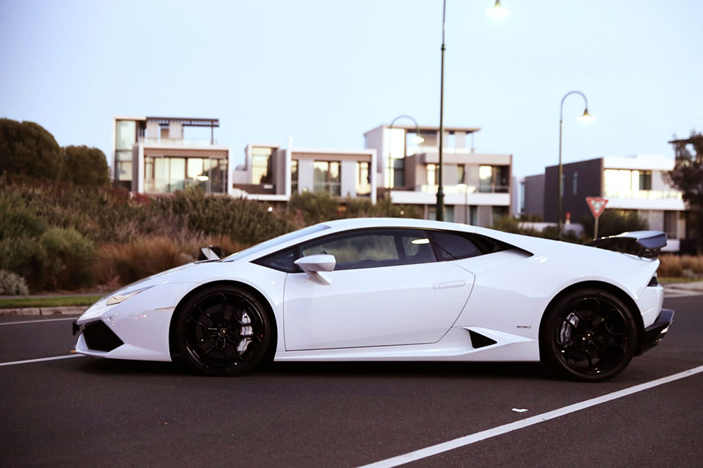 Lamborghini Hire Melbourne