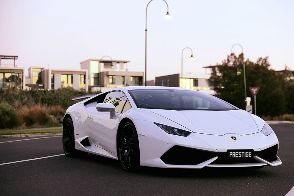 Lamborghini Huracan Hire Melbourne