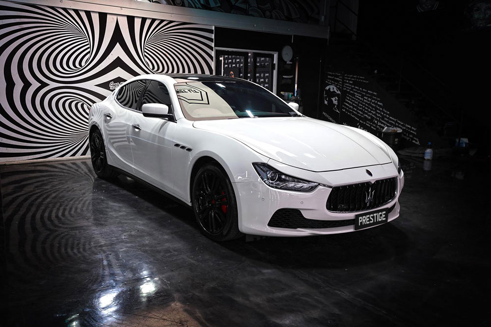 Maserati Hire Brisbane