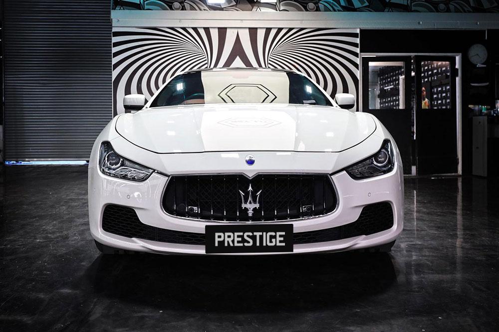 Maserati Rentals Brisbane